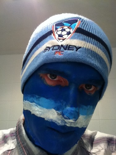 Your face-painted – 15 points (Total: 336)