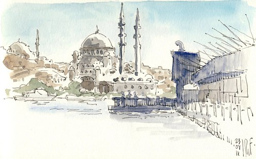 Istanbul: Galata bridge