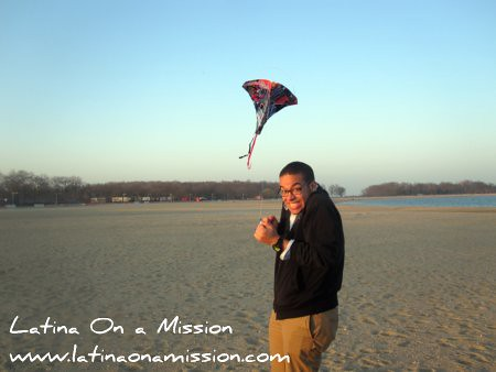 Karl & Kite_3-18-2012
