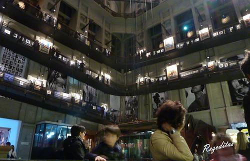 Paseando por turin, museo del Cine