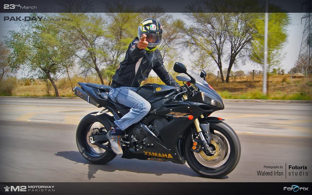 Fotorix Waleed - 23rd March 2012 BikerBoyz Gathering on M2 Motorway with Protocol - 7017427749 b737a7ed7f b