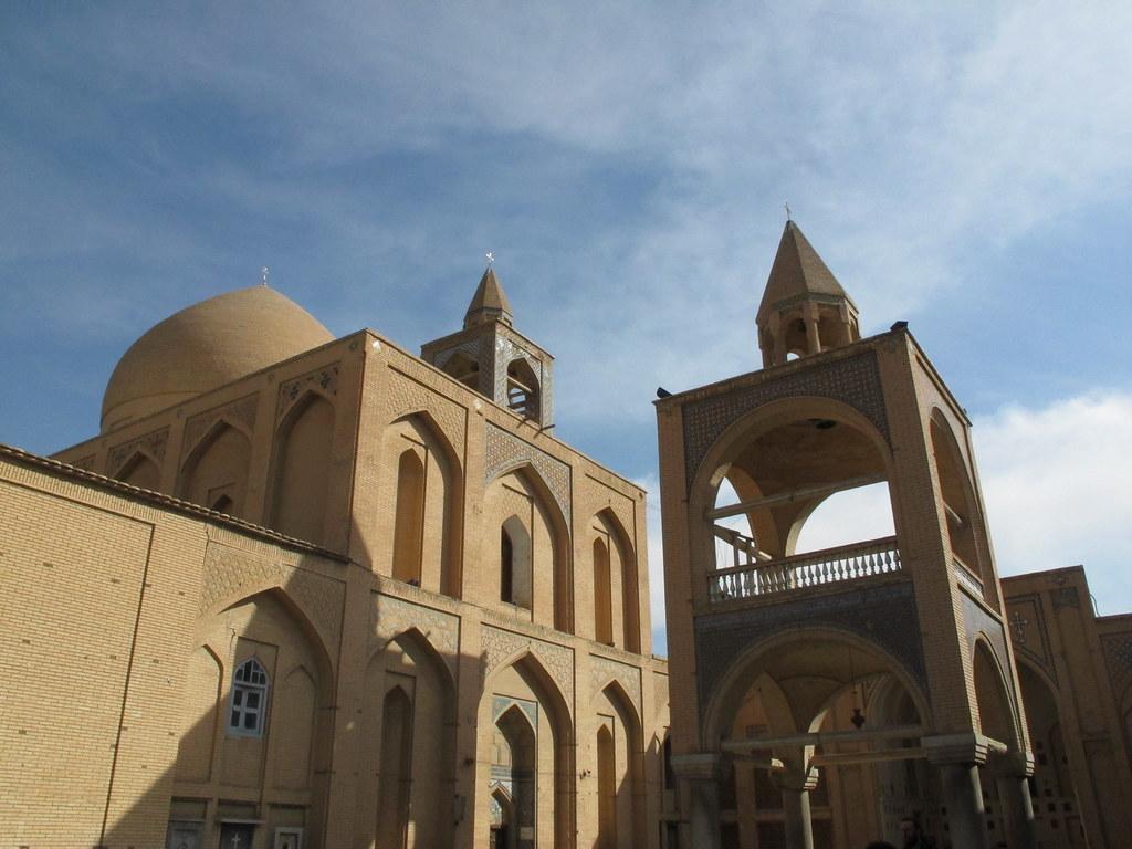 Catedral de Vank, Esfahan (Iran)
