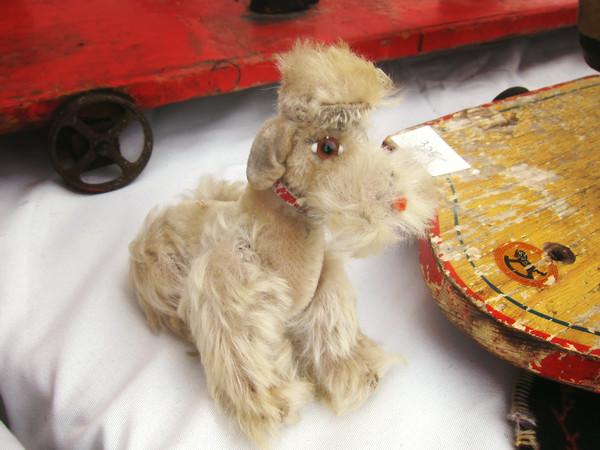 Stuffed pooch