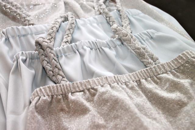 Dresses. Detail