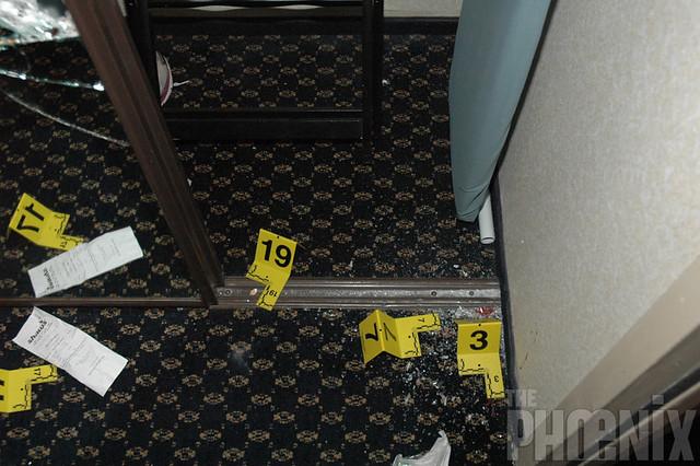 Craigslist Killer Crime Scene Marriott Hotel April 14 2009