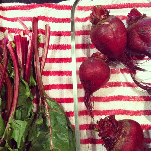 Beet greens, that misunderstood green