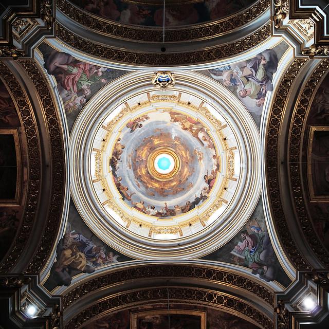 La Cathédrale de Mdina.