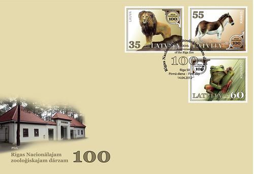 Rīgas Zooloģiskajam dārzam 100 gadu jubileja