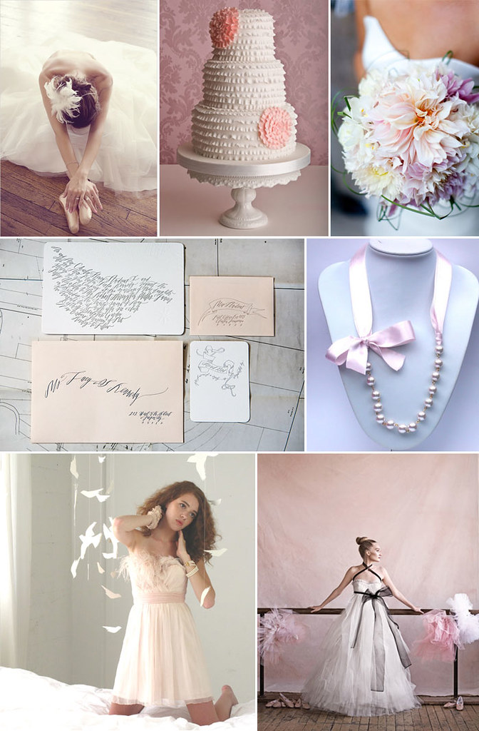ballerina-inspired-weddings