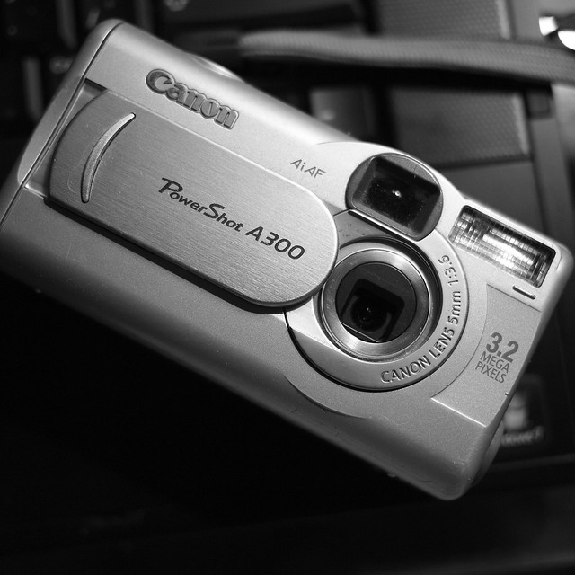 My First Digital Camera