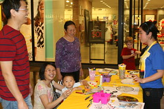 Content from Family Day at NorthPark Center