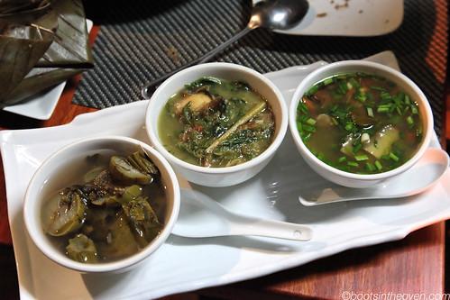 Three Lao Soups