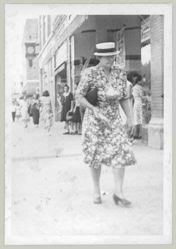 Itinerant Street Photographer