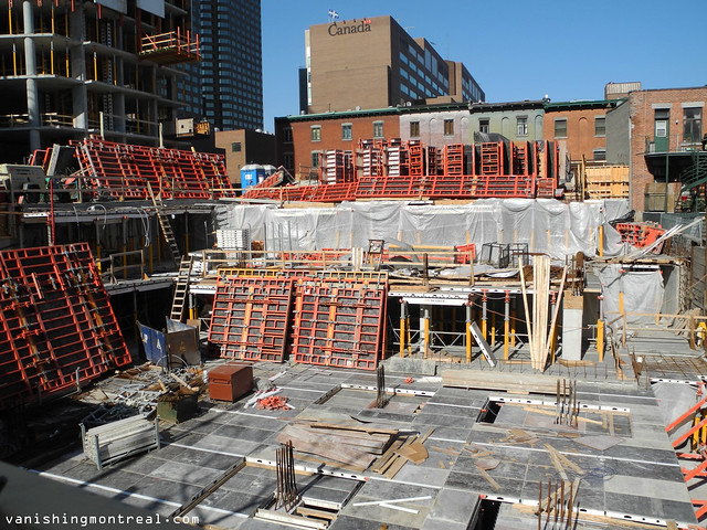 Hôtel Marriott Courtyard construction (2012) 5