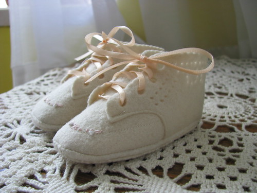 1930's Baby Shoes