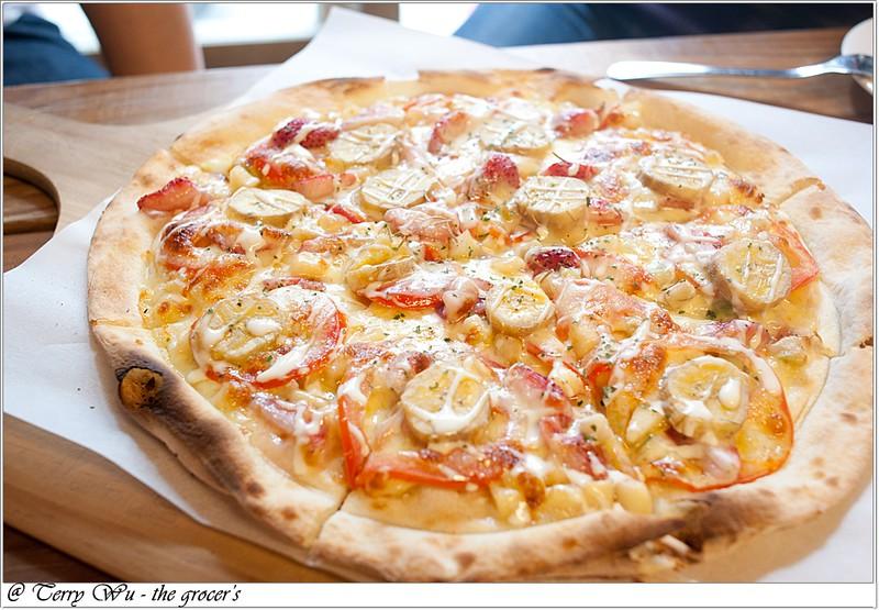 密魯手工窯烤披薩專賣   (12)