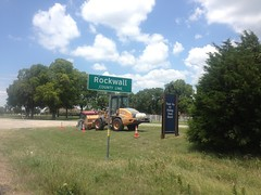 Rockwall County Line