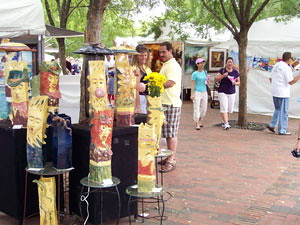 Artist Market at Marietta Square