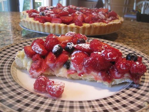 Berry tart 002