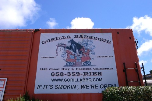 Gorilla Barbeque