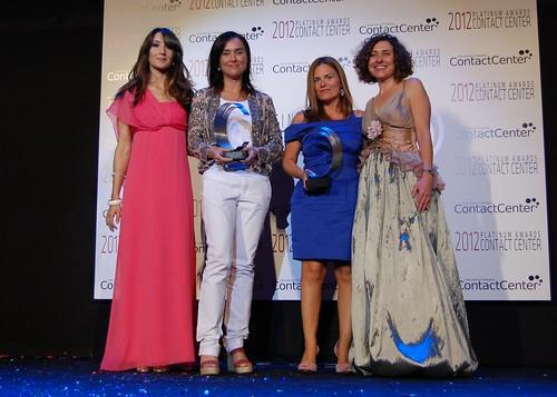 Platinum Contact Center Awards