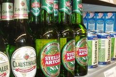 Ochucená piva zaženou žízeň po běhu, obsahují minimum alkoholu
