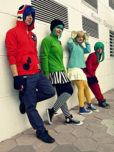 Vocaloid Matryoshka Group