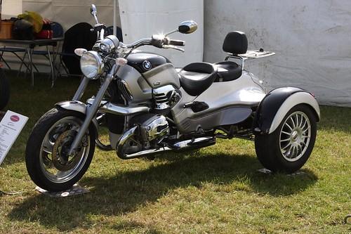 Goodwood Festival of Speed 2012 - BMW Trike