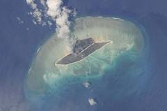 foto dallo spazio