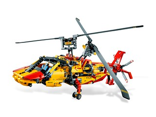 LEGO 9396 Helicopter