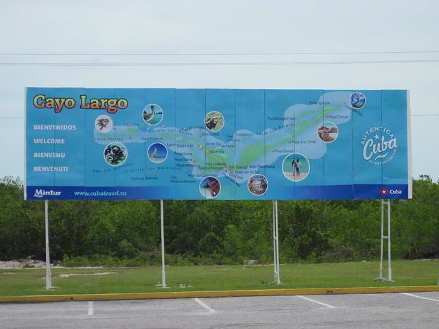 island of cayo largo