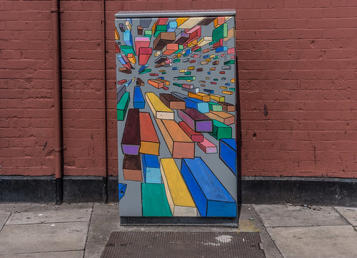 Street Art By Francis Quinn: The BetaProject By Dublin City Council by infomatique