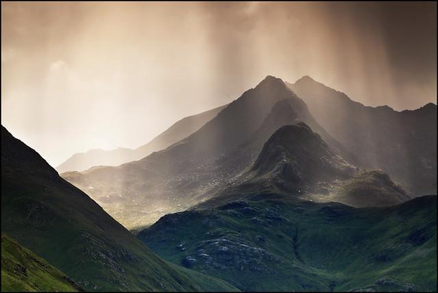 Forcan Ridge & The Saddle