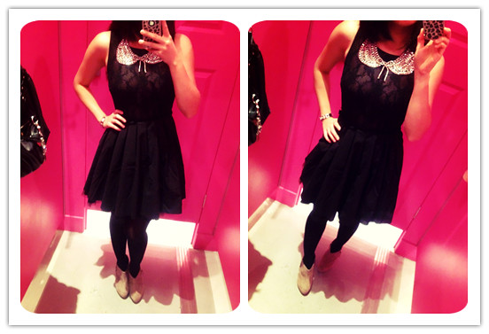 Fitting Room: Little Black Dress