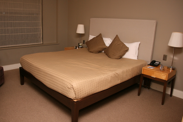 The room at the Amora Jamison Sydney