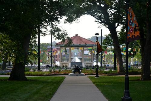 Cincinnati's Washington Park (by: James Jenkins, Over-the-Rhine Blog)