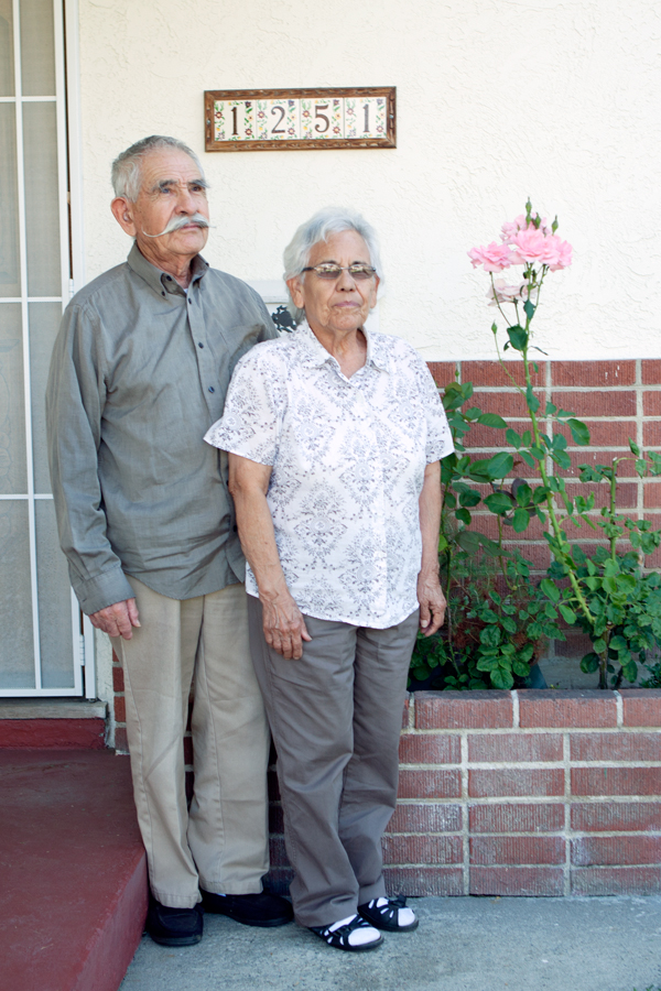 calivintage: my grandparents