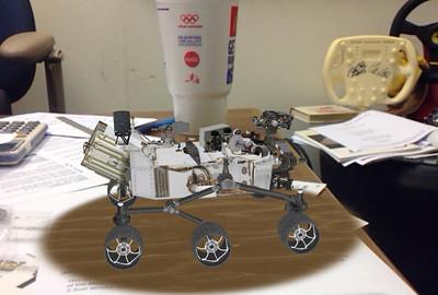 AR Curiosity 400