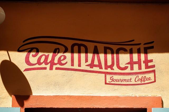 nice, nice şehir rehberi, vieux nice, Café Marché