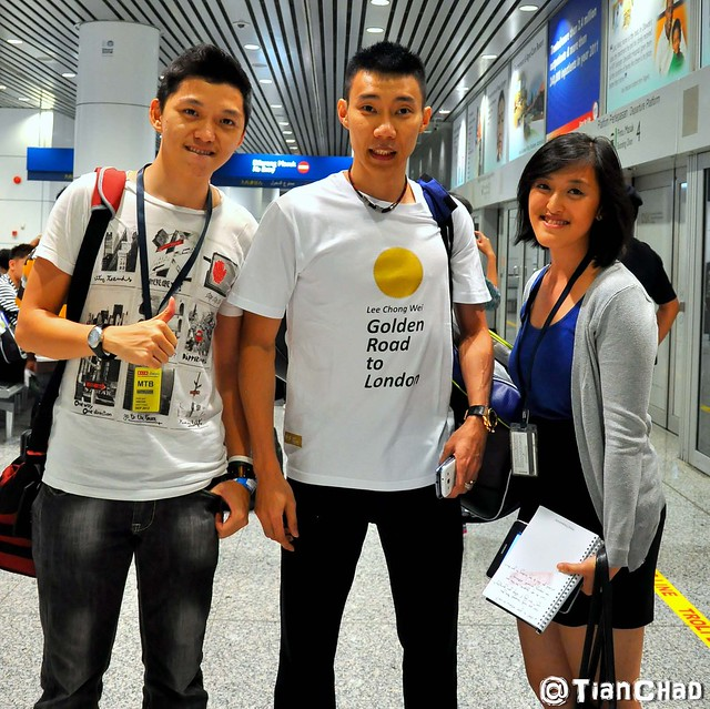 Exclusive Interview with Dato' Lee Chong Wei | London 2012 Olympic Games