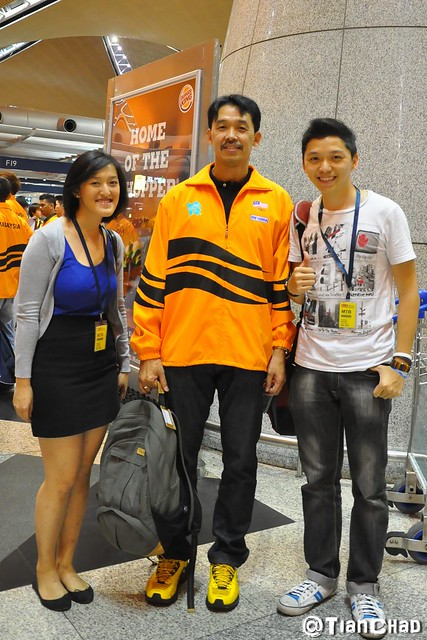Dato Lee Chong Wei LCW London 2012 Olympic Games Airport Send off SGB (28 of 41)