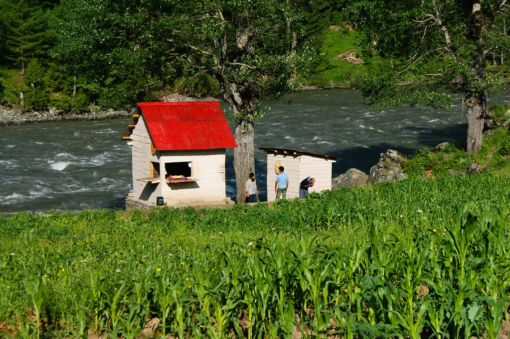 """MJC Summer 2012 Excursion to Neelum Valley with the great """"LIBRA"""" and Co - 7607854666 4ac2c385f1 b"""