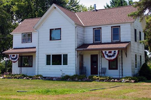 House in Orihula, Wisconsin