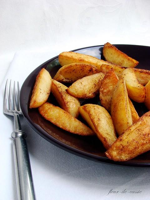 картофель запеченный в мультиварке 1