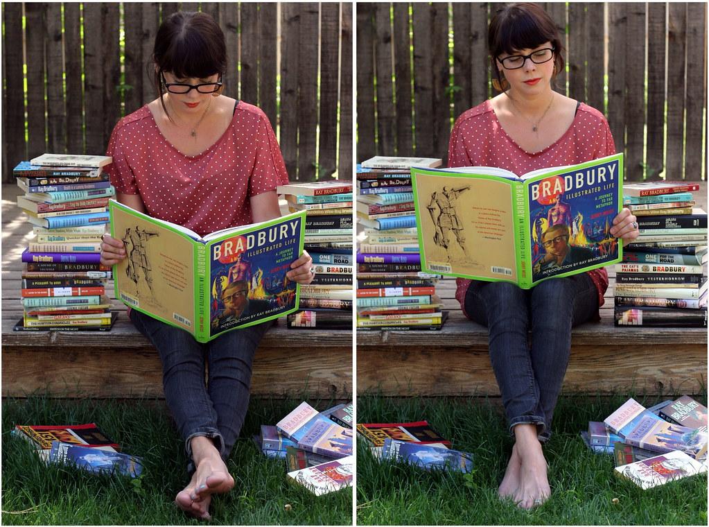 bradbury kelli reading