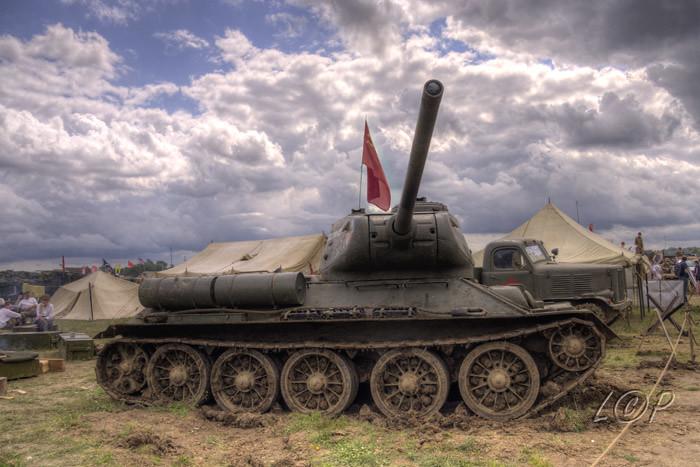 Russian T34 Tank