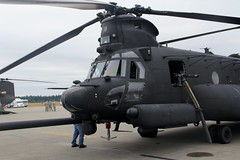 black hawk(0.0), boeing vertol ch-46 sea knight(0.0), aircraft(1.0), aviation(1.0), helicopter rotor(1.0), boeing ch-47 chinook(1.0), helicopter(1.0), vehicle(1.0), military helicopter(1.0), military(1.0), air force(1.0),