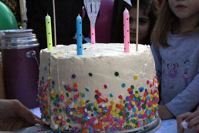 cake wait