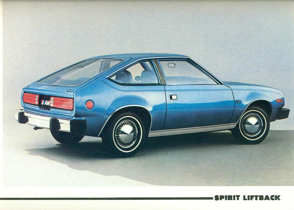 1980 Amc Spirit Liftback A Photo On Flickriver