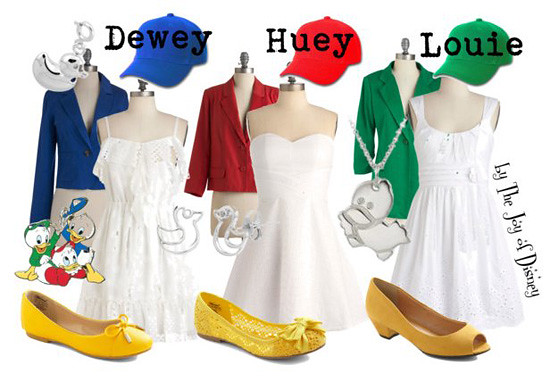 Huey, Lewey, Dewey (Disney)